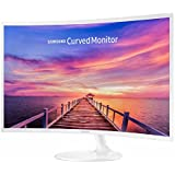 "Samsung 27"" Curved Monitor - Model #LC27F391FHNXZA"