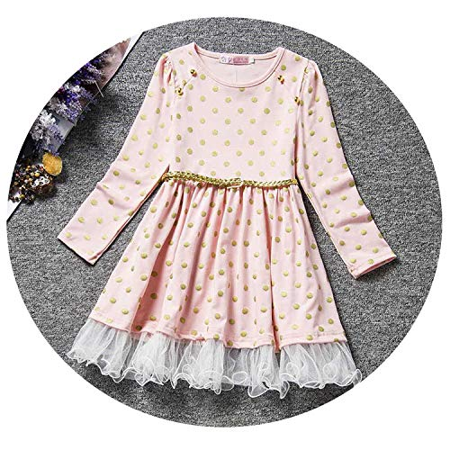 Dress Clothing Child Costume Girl Clothing Teenager Daily Wear Sashes Kids Casual Clothes,As Photo3,5