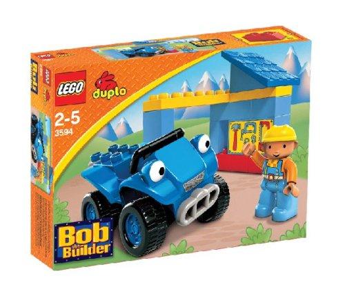 LEGO Duplo Bob Builders Workshop