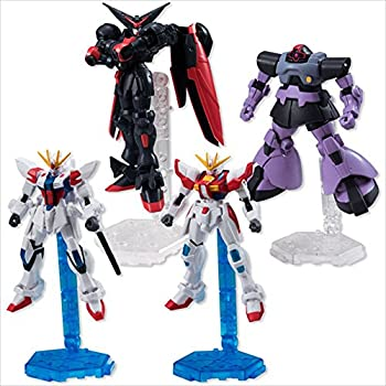 Bandai Shokugan Mobile Suit Gundam Assault Kingdom 8 Action Figure, (Styles may vary) (Pack of 1)