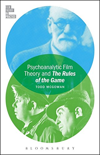 Psychoanalytic Film Theory and The Rules of the Game (Film Theory in Practice) (The Practice And Theory Of Individual Psychology)