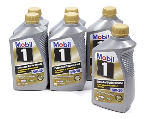Mobil 1 EP 5W-30 Motor Oil 112627 (6 Quarts)