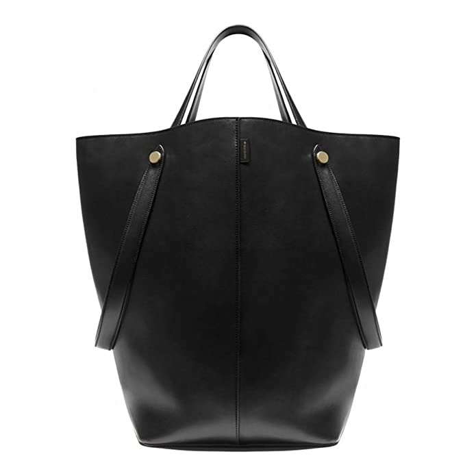 dbb162d76c ... france mulberry handbag black leather oversized kite tote bag amazon  shoes bags 777b0 50595