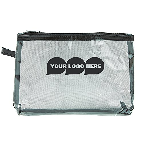 Diva Carry-on Travel Bag - 250 Quantity - $1.49 Each - PROMOTIONAL PRODUCT / BULK / BRANDED with YOUR LOGO / CUSTOMIZED. Size: 6''H x 8-1/2''W x 1-3/4''D. by CloseoutPromo