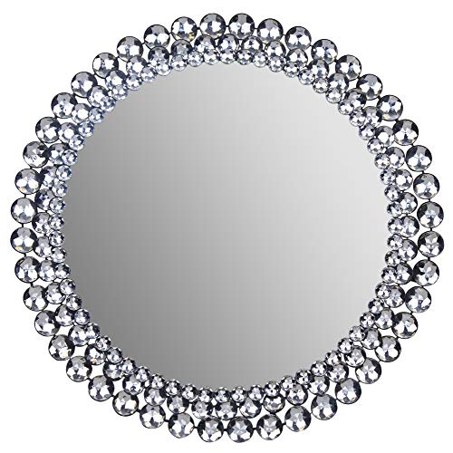 Everly Hart Collection Round Jeweled, 24