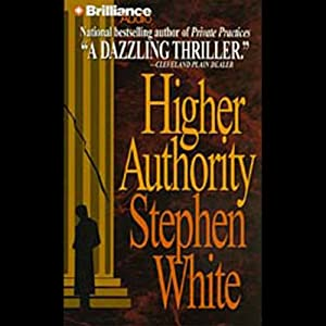 Higher Authority Audiobook