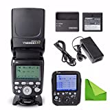 YONGNUO YN686EX-RT Lithium Battery Speedlite 1/8000s TTL/M/MULTI 2.4G Wireless Falsh w/ YN-E3-RT For Canon