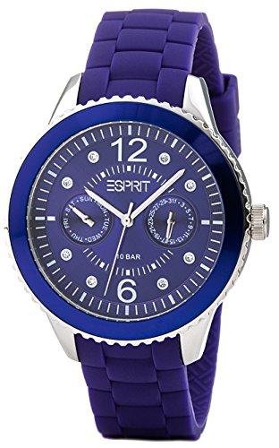 Esprit Marine 68 Women's watch Silicone strap