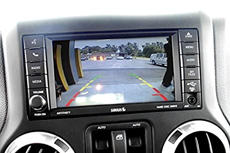 amazon com aie rear camera interface kit for 2009 2017 jeep rh amazon com Jeep Wrangler Truck Jeep Wrangler Unlimited