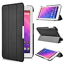 Acer Iconia One 10 B3-A30 case,KuGi ® Acer Iconia One 10 B3-A30 case - High quality ultra-thin Smart Cover Case for Acer Iconia One 10 B3-A30 Tablet (Black)