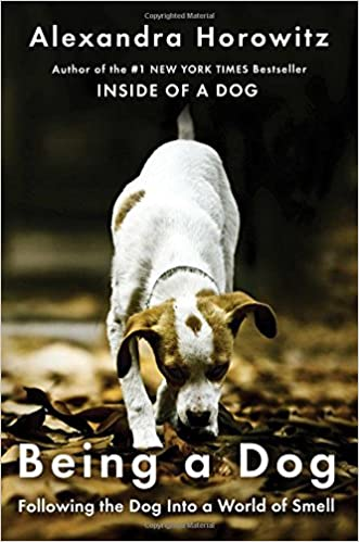 Being a dog following the dog into a world of smell alexandra being a dog following the dog into a world of smell alexandra horowitz 9781476795997 amazon books fandeluxe Image collections