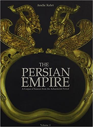 Book The Persian Empire: A Corpus of Sources from the Achaemenid Period, Vol. 1