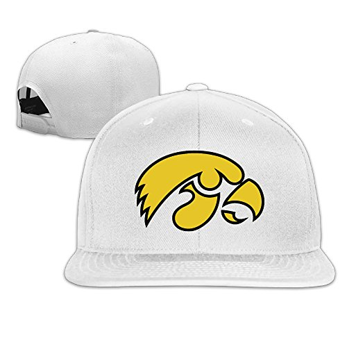brand new 147ac 9baae Iowa Hawkeyes Flat Brim Hats