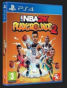 NBA 2K Playgrounds 2  [PlayStation 4]