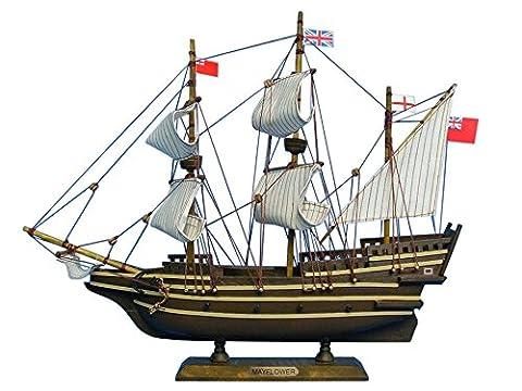 Hampton Nautical Mayflower Tall Ship, 14