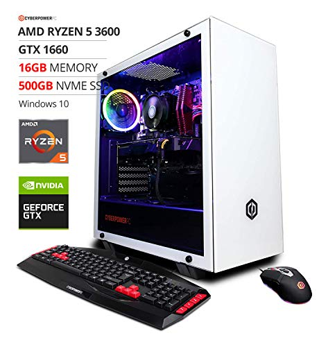 CyberPowerPC Gamer Master Gaming