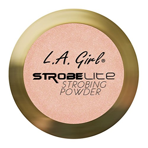 - L.A. Girl Strobe Lite Strobing Powder, 90 Watt, 0.19 Ounce