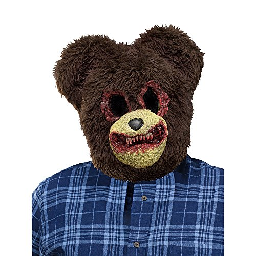 Scary Bear with Bloody Teeth -