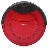 Haier SWR-T321 Pathfinder Vacuum Cleaner Robot Remote Control Self Charging Cleaning Devices (US PLUG, RED)