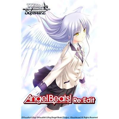 Weiss Schwarz ANGEL BEATS! RE EDIT - English Weiss/Weib Starter Trial Deck: Toys & Games