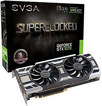 EVGA GeForce GTX 1070 8GB Graphics Card