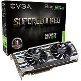 EVGA GeForce GTX 1070 SC GAMING ACX 3.0, 8GB GDDR5, LED, DX12 OSD Support (PXOC) Graphics Card 08G-P4-6173-KR