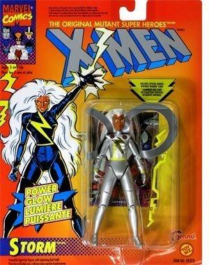 XMen Storm Power Glow Action Figure by X Men