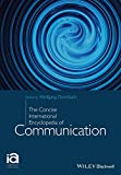 The Concise Encyclopedia of Communication, Donsbach, 111878930X