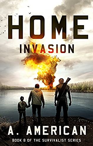 book cover of Home Invasion