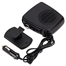 12V 15W Car Vehicle Auto Portable Heating Cooling Heater Fan Van Windshield Defroster Demister