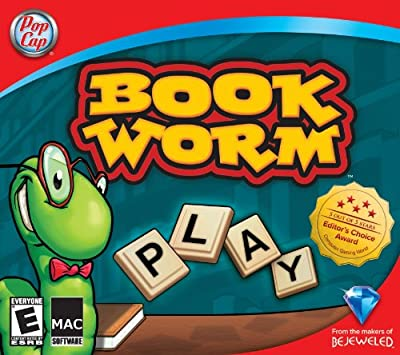 Bookworm Deluxe (Mac) [Online Game Code]