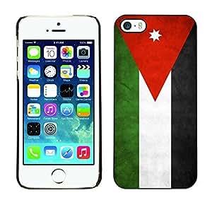 YOYO Slim PC / Aluminium Armor Shell Portection //Jordan Grunge Flag //Case For Iphone 5C Cover