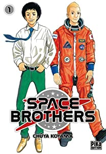 """Afficher """"Space brothers n° 1"""""""