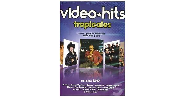 Amazon.com: Vol. 5-Video Hits Tropicales: Video Hits ...