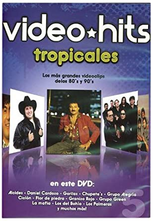 Amazon.com: Vol. 5-Video Hits Tropicales: Video Hits Tropicales ...