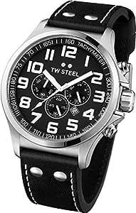 TW Steel Pilot Men's Chronograph Watch TW412