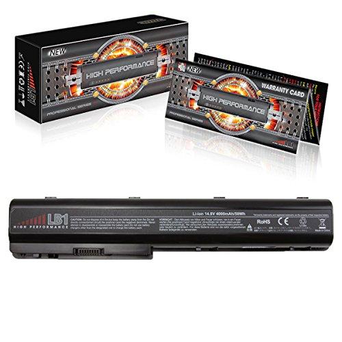LB1 High Performance Battery for HP Pavilion DV7-3057NR D...