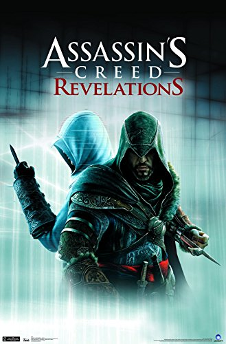 Trends International Assassin's Creed Revelations Key Art Wall Poster 22.375