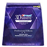 Crest 3D White Professional Effects Whitestrips Teeth Whitening Kit, 20 Treatments (Packaging may vary)