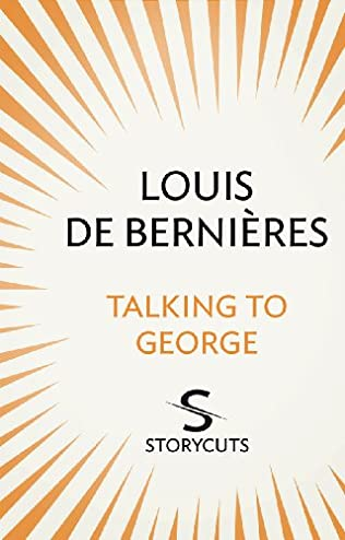 book cover of Talking to George