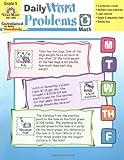 Daily Word Problems, Grade 5, Evan-Moor, 1557998175