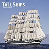 Tall Ships 2020 12 x 12 Inch Monthly Square Wall