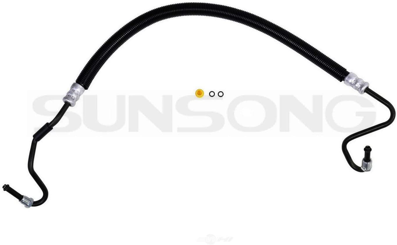 Sunsong 3404139 Power Steering Hose