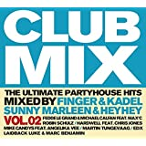 Clubmix Vol.2-Ultimate Partyhouse Hits