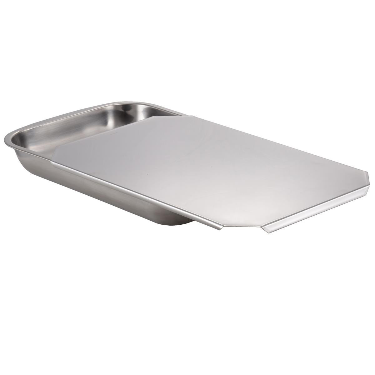 Libertyware - Stainless Steel Cake Pan with Cover - 9