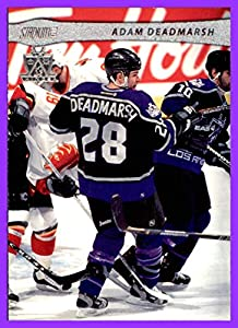 2001-02 Stadium Club #41 Adam Deadmarsh LOS ANGELES KINGS