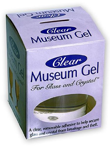 Clear Gel Museum - Ready America Museum Gel 4 oz. [PACK OF 2 ]