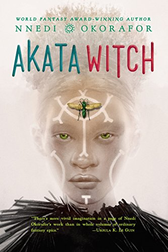 Cover of Akata Witch by Nnedi Okorafor