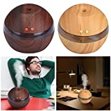 Essential-Oil-Diffuser-Humidifier-AMATM-100ml-Wood-Grain-LED-Ultrasonic-Aroma-Diffuser-Aromatherapy-Humidifier-Air-Purifier-Home-Decor-for-Office-Car-Home-Bedroom-Living-Room-Study-Yoga-Spa