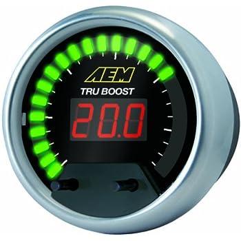 AEM 30-4350 Tru-Boost Controller Gauge  sc 1 st  Amazon.com : aem gauge wiring - yogabreezes.com